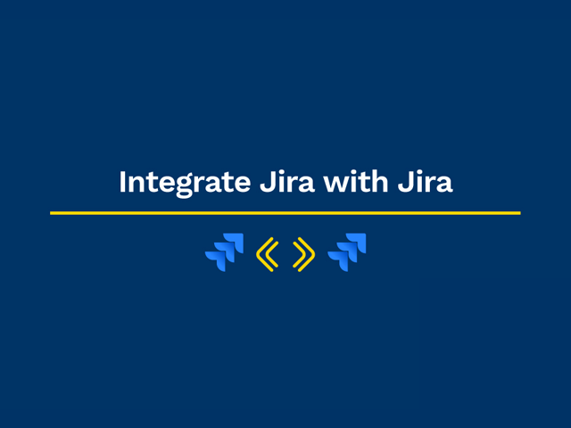 Integrate Jira with Jira using the ConnectALL Integration Platform