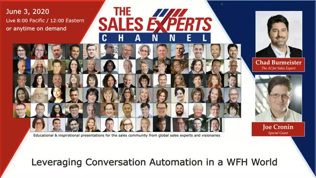 Leveraging Conversation Automation in a WFH World
