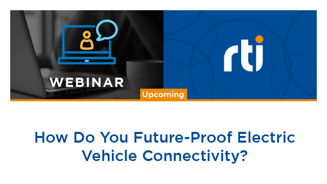 How Do You Future-Proof Electric Vehicle Connectivity?