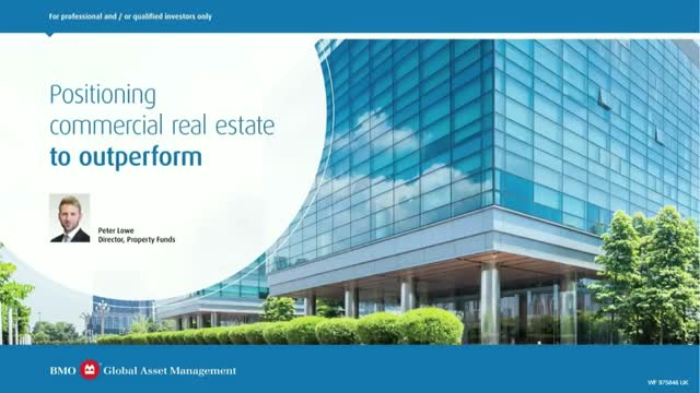 Positioning commercial real estate to outperform