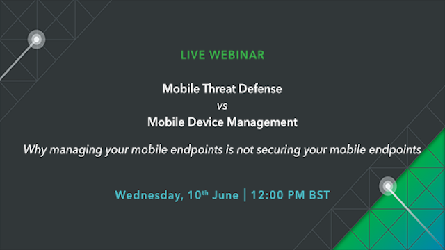 Why managing your mobile endpoints is not securing your mobile endpoints