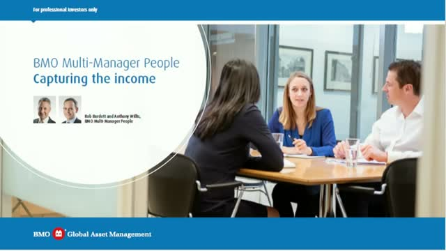 BMO Multi-Manager People - Capturing the income