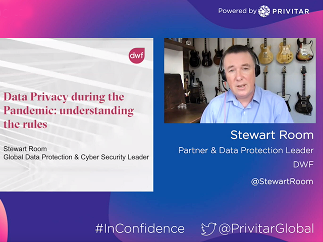 [In:Confidence Digital] Data Privacy During the Pandemic: Understanding the Rule