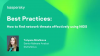 Best practices: how to find network threats effectively using NIDS