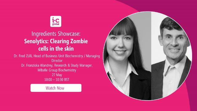 Senolytics: Clearing Zombie cells in the skin