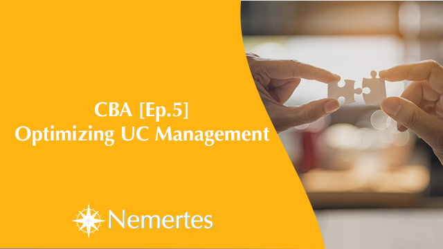 CBA [Ep.5] Optimizing UC Management