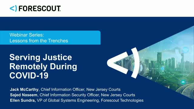 Lessons from the Trenches: Serving Justice Remotely During COVID-19