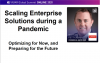 Scaling Enterprise Solutions during a Pandemic (Lenovo)