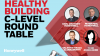 Healthy Building C Level Roundtable