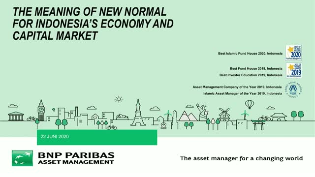 The meaning of New Normal for Indonesia's economy and capital market