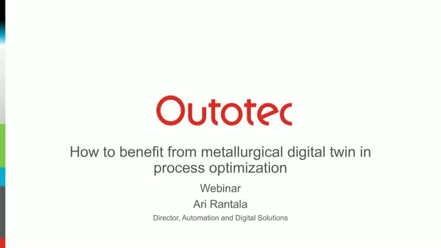 How to benefit from metallurgical digital twin in process optimization