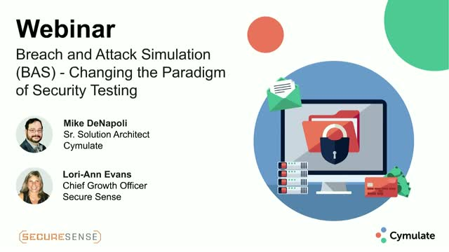 Breach and Attack Simulation - Changing the Paradigm of Security Testing