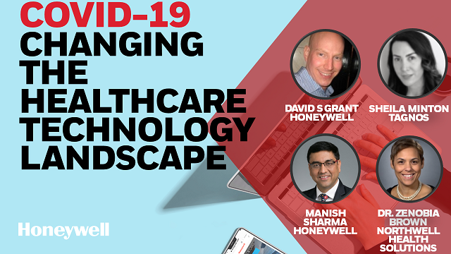 COVID-19: Changing the Healthcare Technology Landscape