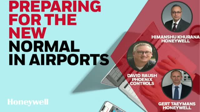 Preparing for the new normal in airports