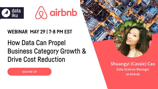 How Data Can Propel Business Growth & Drive Cost Reduction w/ Airbnb