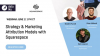 Strategy and Marketing Attribution Models with Squarespace