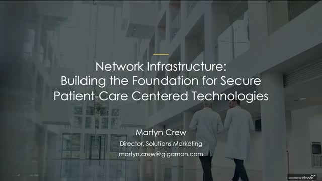 Building the Foundation for Secure Patient Care-Centered Technologies