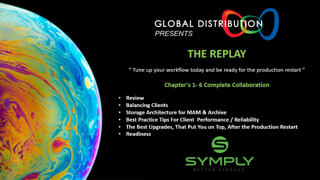 Tune Up Your Workflow Today, Be Ready For The Production Restart - Chapters 1-6