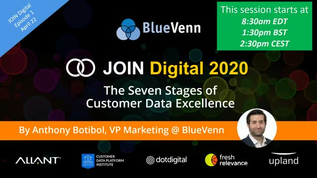 The Seven Stages of Customer Data Excellence