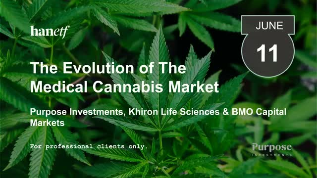 The Evolution of The Medical Cannabis Market | Investing in Medical Cannabis