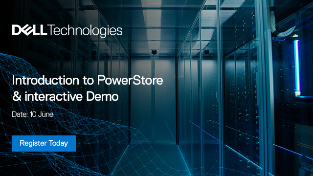 Introduction to PowerStore & interactive Demo