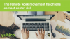 The Remote Work Movement Heightens Contact Center Risk