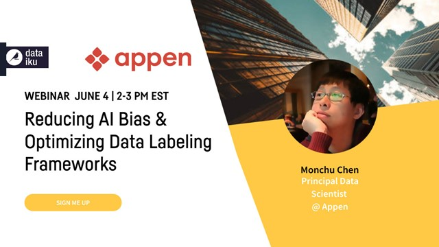Reducing AI Bias and Optimizing Data Labeling Frameworks w/ Appen