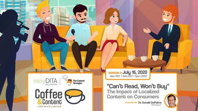 Can't Read, Won't Buy: The Impact of Localized Business Content on Consumers