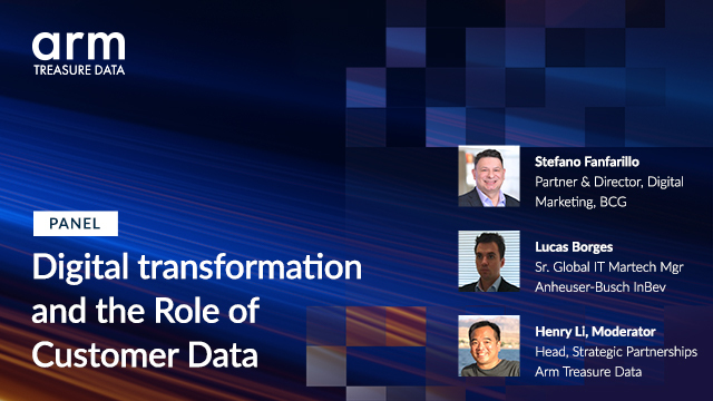 Panel: Digital Transformation and the Role of Customer Data