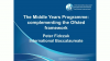 The Middle Years Programme: complementing the Ofsted framework