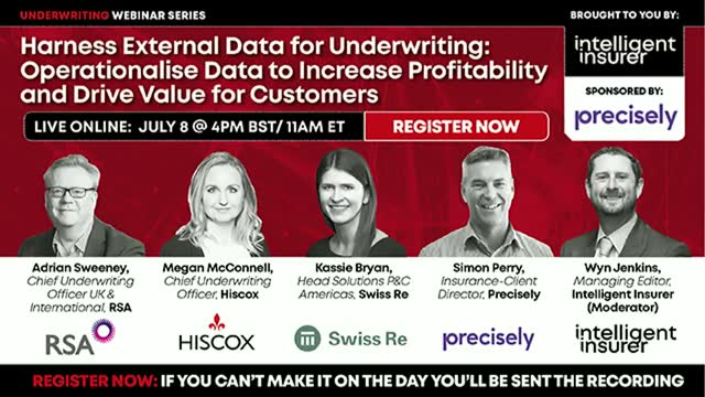 Harness External Data in Underwriting:  Increase Profitability & Drive Value
