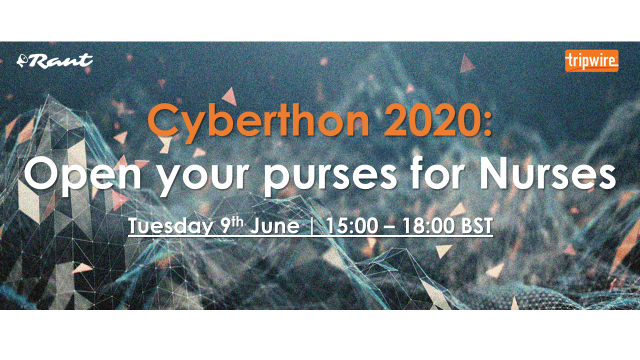 Cyberthon Part 2: COVID: redefining what constitutes frontline CNI