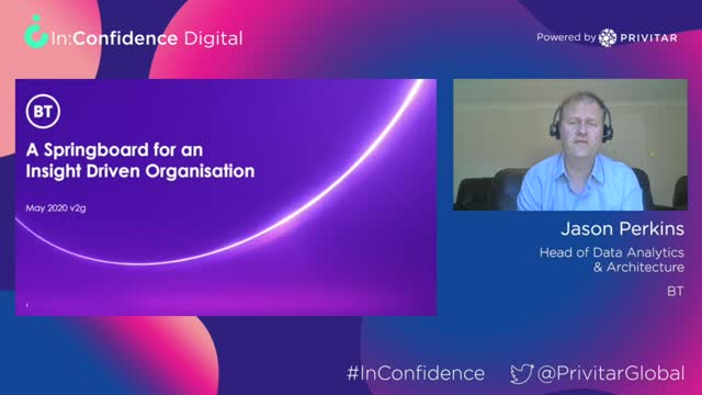[In:Confidence Digital] Data Privacy – the Springboard for Analytics Projects