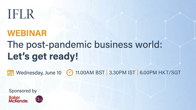 The post-pandemic business world: let's get ready!