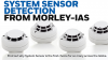 System Sensor Detection from Morley-IAS