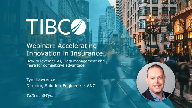 Accelerating Innovation in Insurance