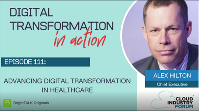 Advancing Digital Transformation in Healthcare