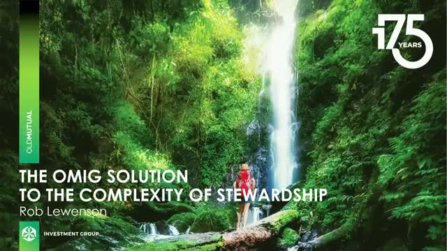 Listed Equity Stewardship
