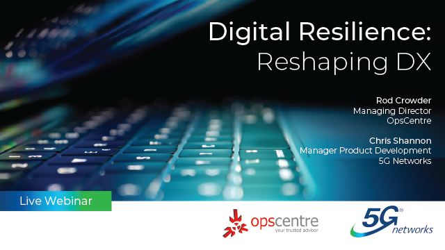 Digital Resilience: Reshaping DX