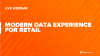 Modern Data Experience for Retail [SPANISH]
