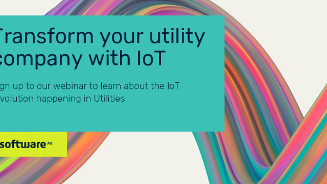 Transform your Utility Company with IoT