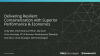 Delivering Resilient Containerization with Superior Performance & Economics