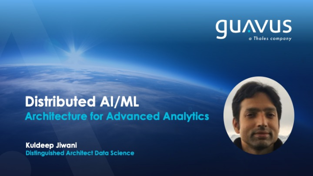 Distributed AI/ML: Architecture for Advanced Analytics