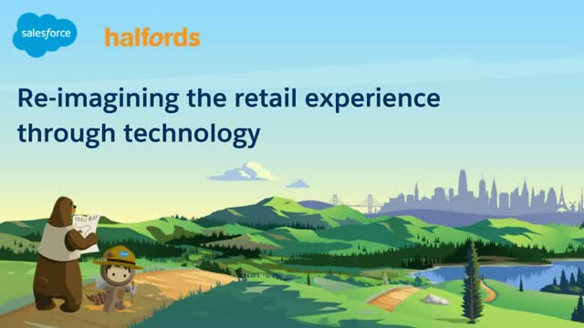 Re-imagining the Retail Experience Through Technology