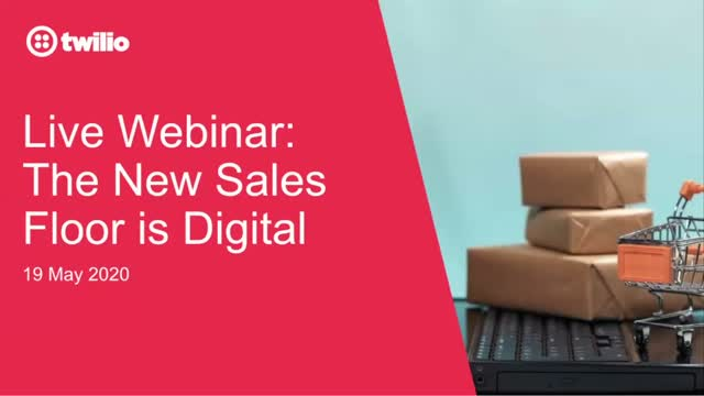 The New Sales Floor Is Digital