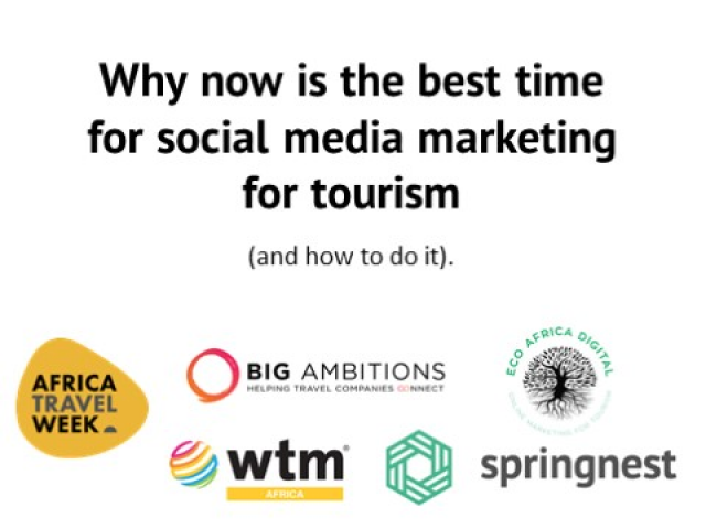Why now is the best time for social media marketing for tourism and how to do it