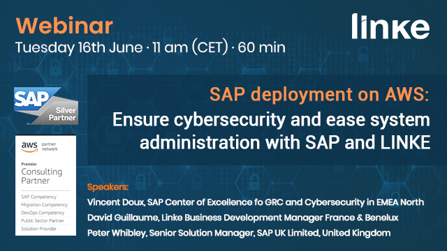 SAP deployment on AWS: how to ensure cybersecurity & ease system administration