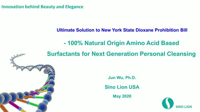 Ultimate Solution to New York State Dioxane Prohibition Bill