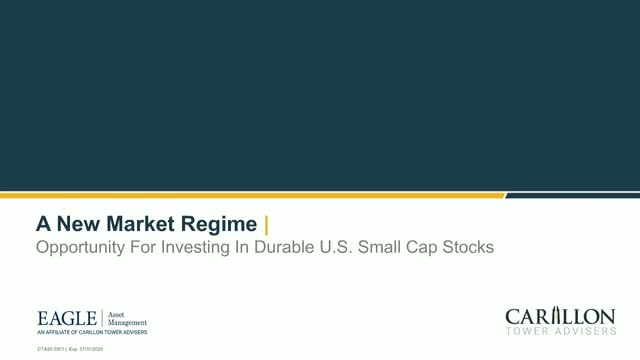 A New Market Regime: Opportunity for Investing in Durable U.S. Small-cap Stocks