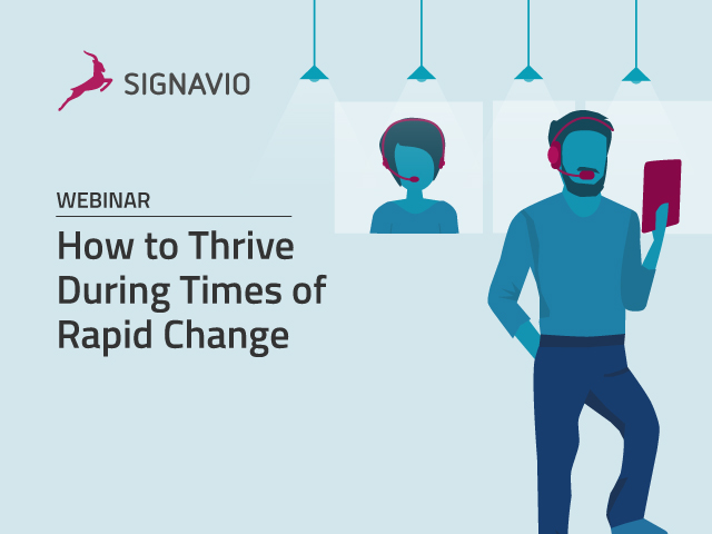 How to Thrive During Times of Rapid Change